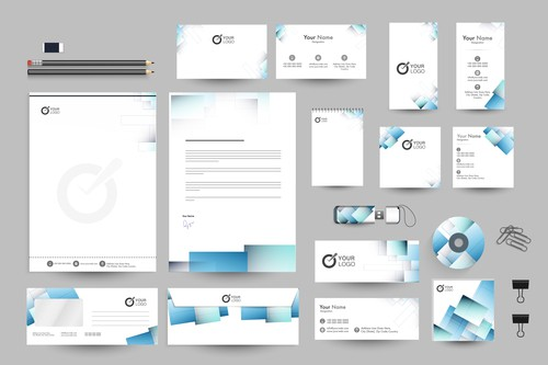 Abstract Business Kit